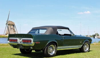 1968 Shelby GT500 KR Convertible vol
