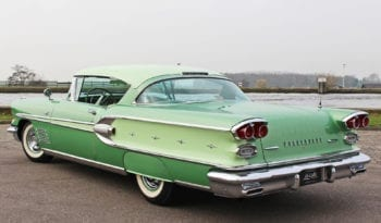 1958 Pontiac Bonneville Sport Coupe vol