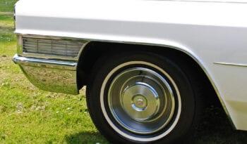 1965 Cadillac De Ville Convertible vol