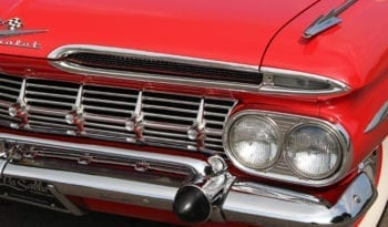 1959 Chevrolet Impala 348 Tri-Power Convertible vol