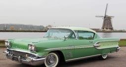 1958 Pontiac Bonneville Sport Coupe