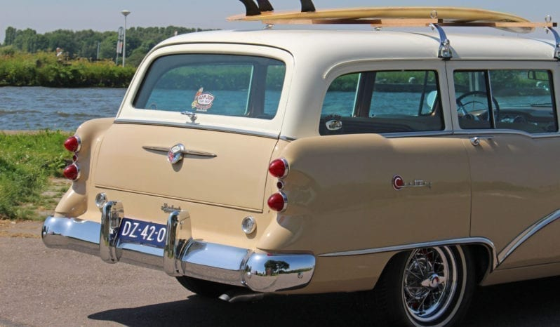 1954 Buick Century Estate Wagon vol