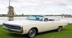 1969 Chrysler 300 Convertible