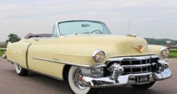 1953 Cadillac Serie 62 Convertible