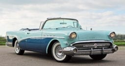 1957 Buick Series 50 Super Convertible