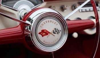 1954 Chevrolet Corvette vol