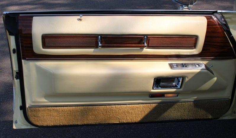 1978 Cadillac Eldorado Biarritz vol