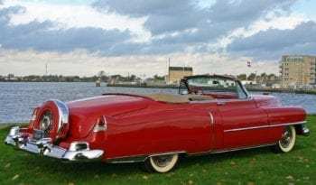 1952 Cadillac Serie 62 Convertible vol