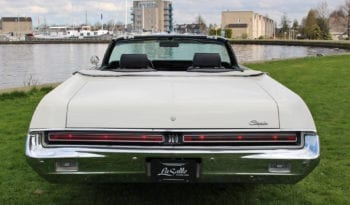 1969 Chrysler 300 Convertible vol