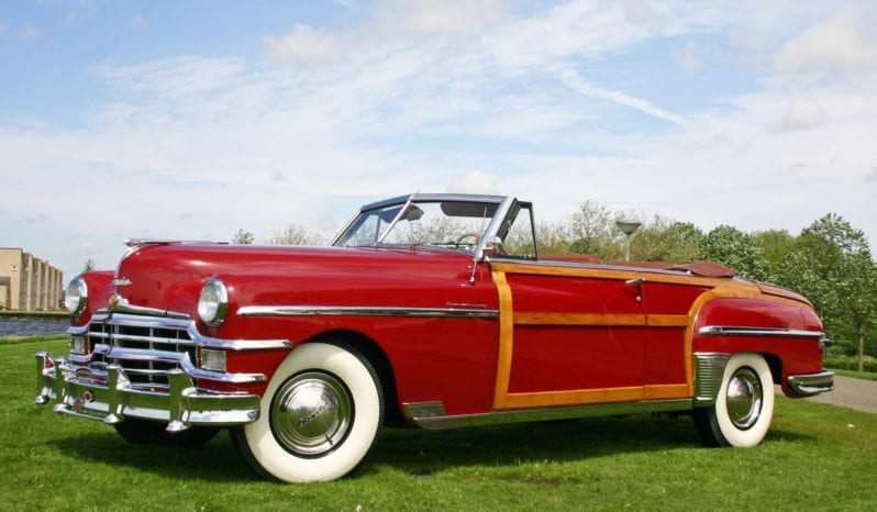 1949 Chrysler Town & Country Convertible vol