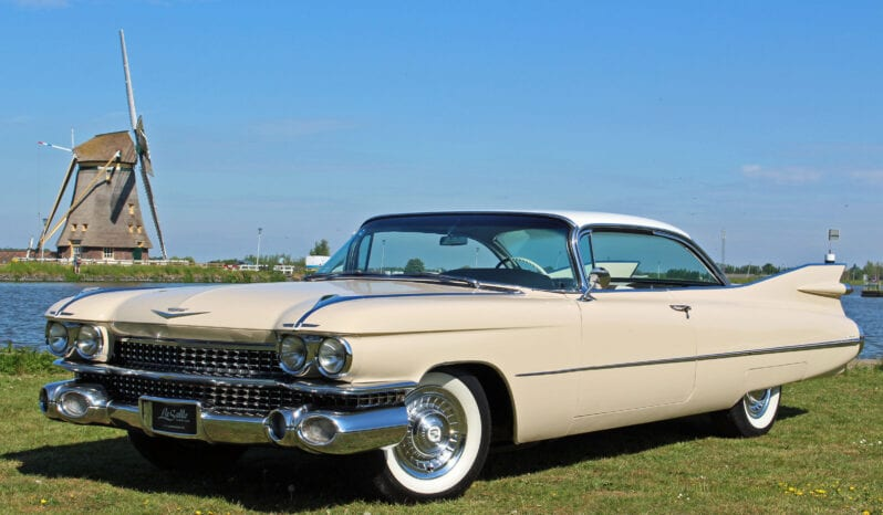 1959 Cadillac Coupe de Ville vol