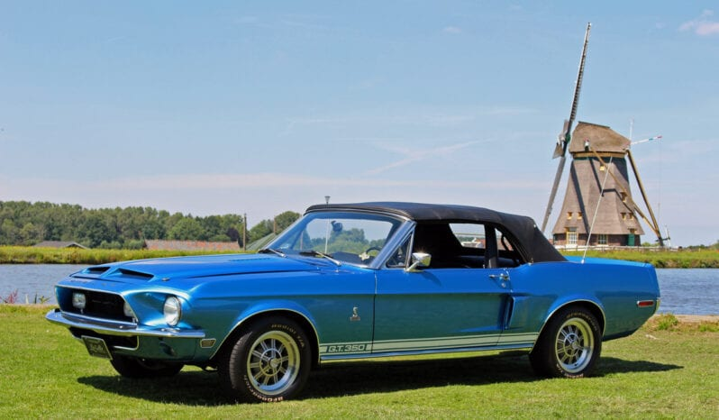 1968 Shelby GT350 Convertible vol