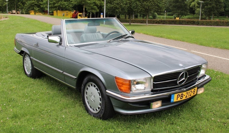 1989 Mercedes-Benz 560 SL vol
