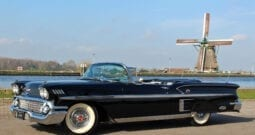 1958 Chevrolet Impala 348 Tri-Power Convertible