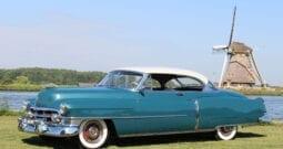 1950 Cadillac Coupe de Ville