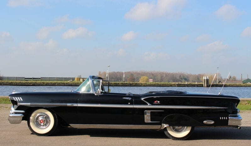 1958 Chevrolet Impala 348 Tri-Power Convertible vol