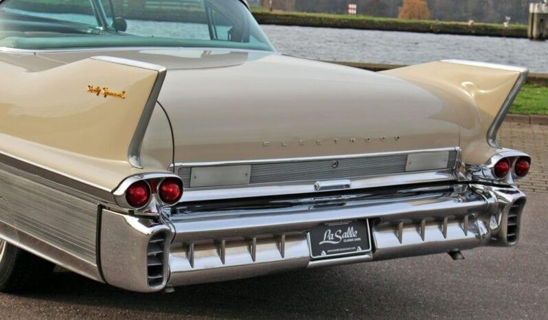 1958 Cadillac Fleetwood Sixty Special vol