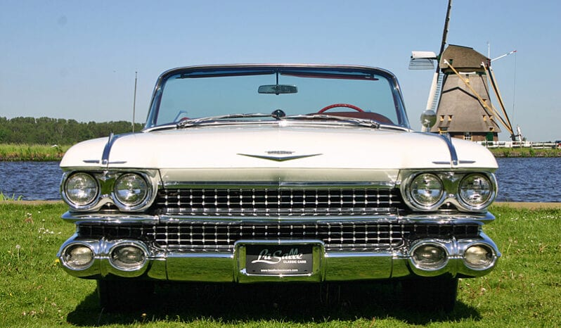 1959 Cadillac Serie 62 Convertible vol