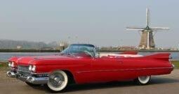 1959 Cadillac Serie 62 Convertible