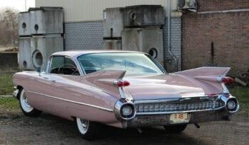 1959 Cadillac Coupe de Ville vol