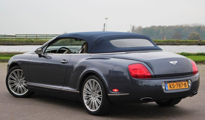 2007 Bentley Continental GTC vol