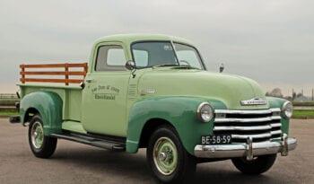 1950 Chevrolet 3600 Stepside