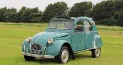 1964 Citroën 2CV AZAM