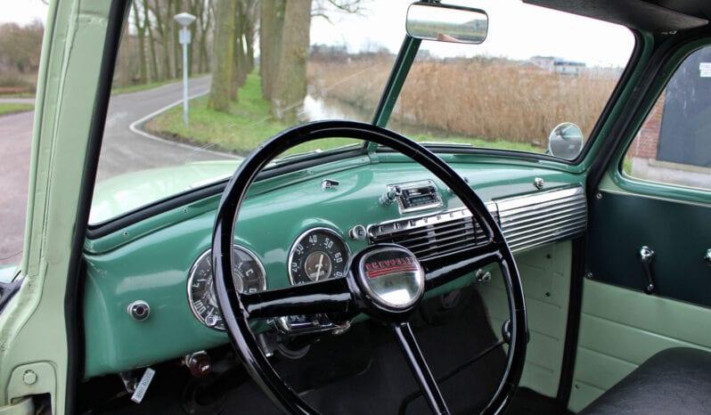 1950 Chevrolet 3600 Stepside vol