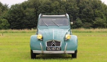 1964 Citroën 2CV AZAM vol