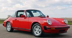 1974 Porsche 911 2.7 Targa