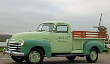 1950 Chevrolet 3600 Stepside vol