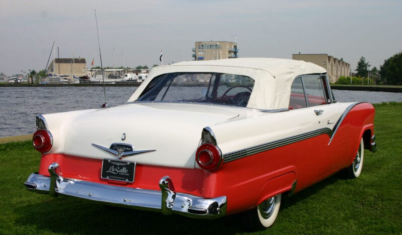 1956 Ford Sunliner Convertible vol