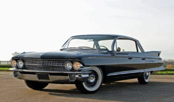 1961 Cadillac Sedan de Ville 6-Window