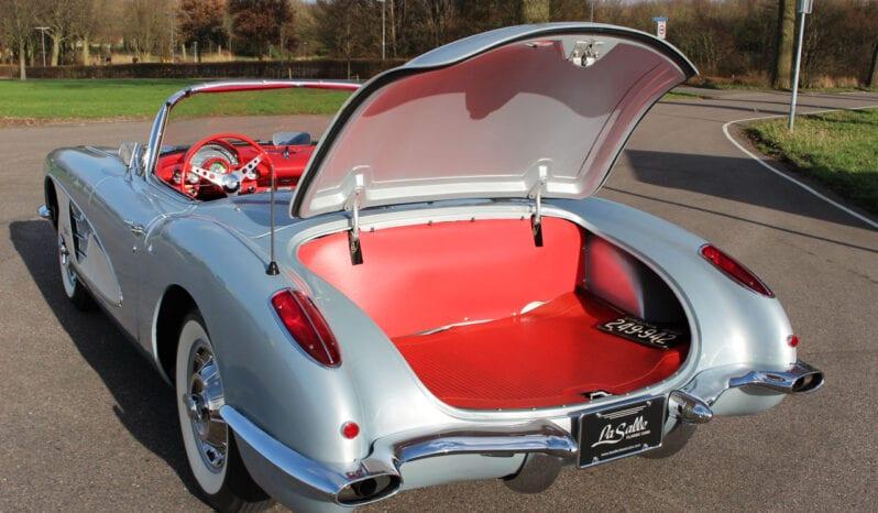 1960 Chevrolet Corvette vol