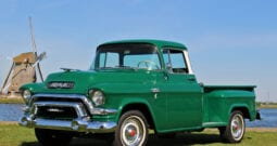 1956 GMC 100 1/2 ton Stepside Pick-up Truck