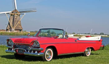 1958 Dodge Custom Royal Lancer Convertible