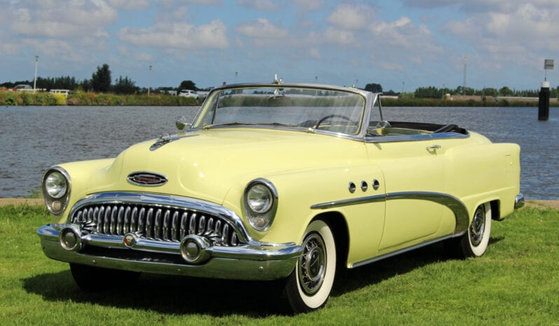 1953 Buick Special Convertible vol