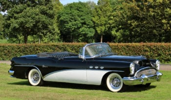 1954 Buick Super Convertible vol