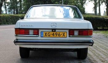 1985 Mercedes-Benz 280 CE vol