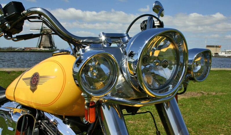 2000 Harley-Davidson FLSTF Fat Boy vol