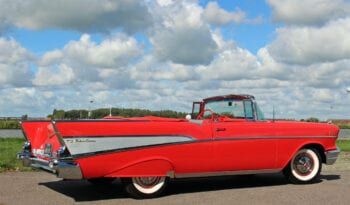 1957 Chevrolet Bel Air Convertible vol
