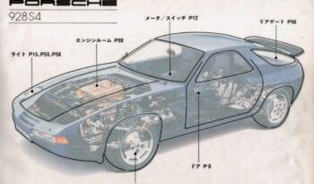 1987 Porsche 928 S4 vol