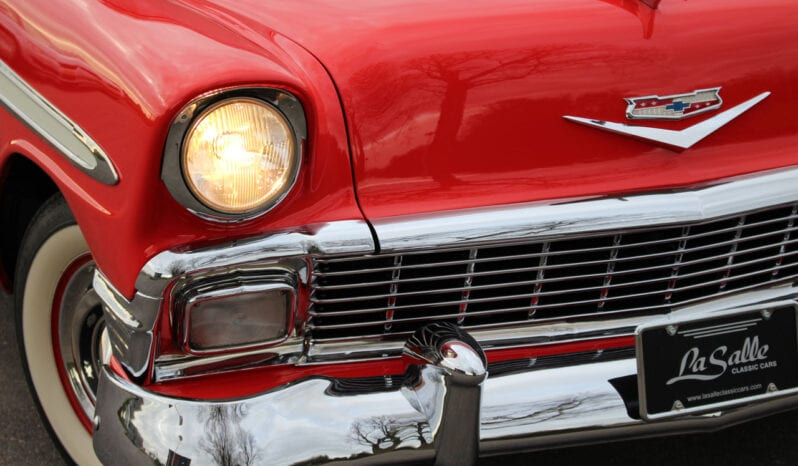 1956 Chevrolet Bel Air Convertible vol