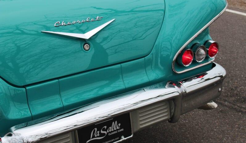 1958 Chevrolet Impala 348 Convertible vol