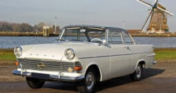 1962 Opel Rekord Coupe P2