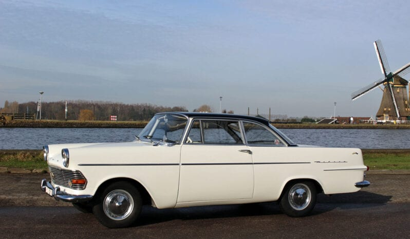 1962 Opel Rekord Coupe P2 vol