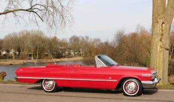 1963 Chevrolet Impala SS 327 Convertible vol