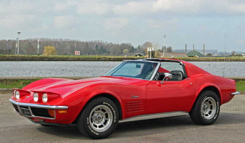 1972 Chevrolet Corvette Coupe vol