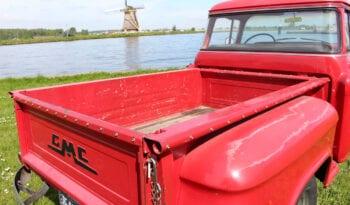 1956 GMC 100 1/2 ton Stepside Pick-up Truck vol