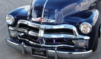 1954 Chevrolet 3100 Custom Stepside Truck vol